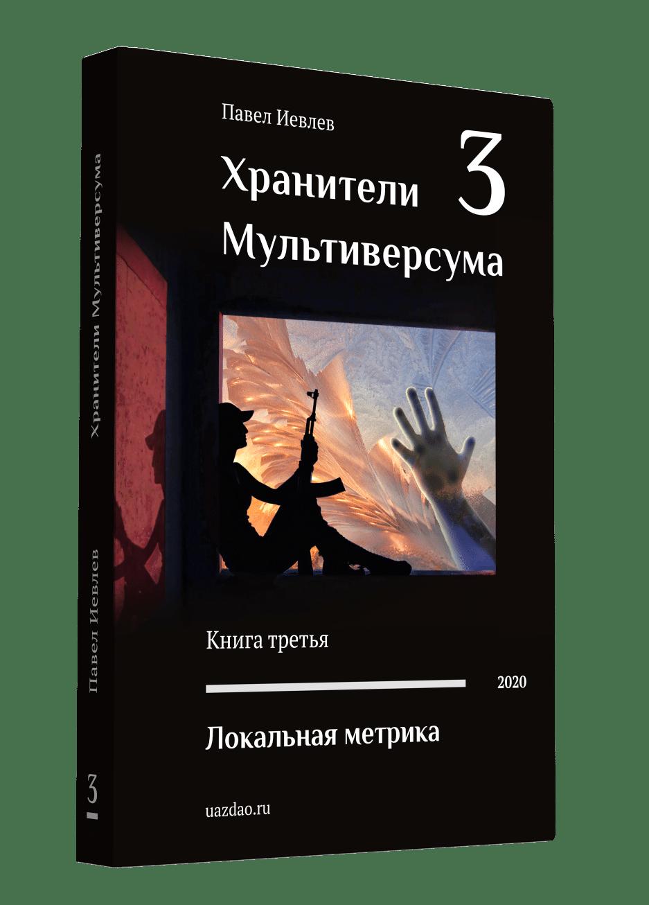 Локальная метрика — роман Павла Иевлева